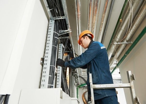 Electrician Worker